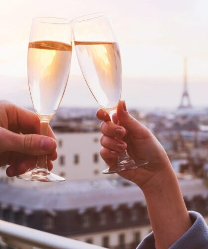 Champagne benefits your memory, skin and mood of course