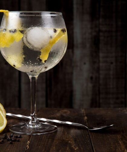 There is dozens of different gin styles, each with its signature