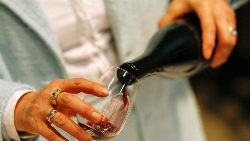 Your wine in prison might not be the greatest